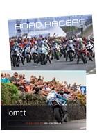 TT 2019 Wall Calendar & TT 2019 Road Racers Calendar