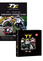 Little Book of TT & 20 Greatest TT Riders DVD
