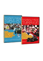 Transatlantic Challenge 1984 - 1987 with 1988 & 1991 DVDs