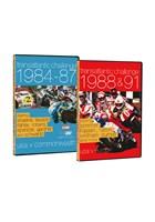 Transatlantic Challenge 1984 - 1987 with 1988 & 1991 DVDs