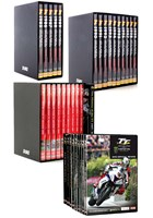 TT 1985 - 2018 DVD Box Set Bundle
