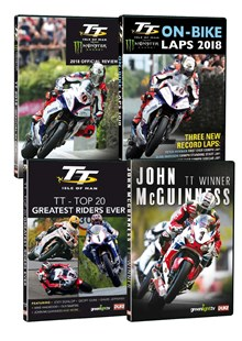 TT 2018 DVD Bundle