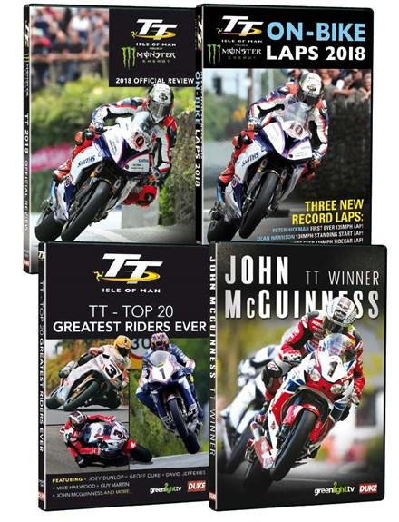 TT 2018 DVD Bundle