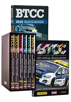 BTCC 2010 - 2015 Box Set With BTCC 2016 AND 2017 DVD