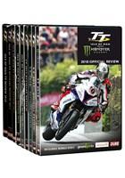 TT 2010 - 2018 DVD Bundle