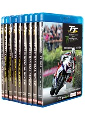 TT 2010 - 2018 Bluray Bundle