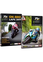 IOM TT 2019 Review DVD & TT 2019 On Bike DVD