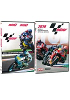 MotoGP 2019 Review DVD & Moto 2/3 2019 Review DVD