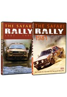 Safari Rally 1981 & Safari Rally 1985 - 91 DVD