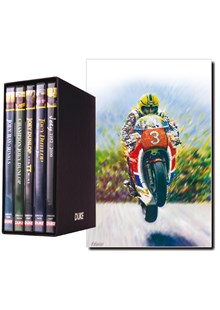 Joey Dunlop Box Set & Print