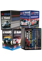 Le Mans 1980 to 2019 DVDs