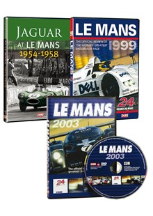 Le Mans All Time Best Sellers