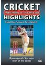 West Indies vs Sri Lanka 2008 2nd Test NTSC DVD