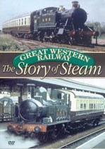 Great Western Railway:the Story of Steam DVD