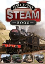 British Steam 2006 DVD