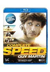 Guy Martin: Complete Speed Blu-ray