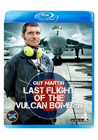 Guy Martin: Last Flight of the Vulcan Bomber Blu-ray