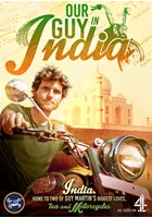 Guy Martin: Our Guy In India Blu-Ray
