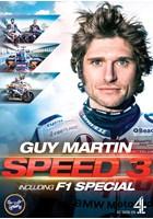 Guy Martin: Speed 3 With Guy Martin & Formula 1 Blu-Ray