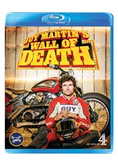 Guy Martin: Wall of Death Blu-Ray