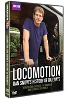 Locomotion: Dan Snow's History of Railways DVD