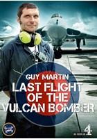 Guy Martin: Last Flight of the Vulcan Bomber DVD