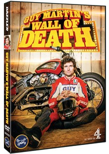 Guy Martin: Wall of Death DVD