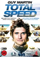 Guy Martin: Total Speed (3 Disc)  Box Set (series 1/2/3 and F1 Special) DVD