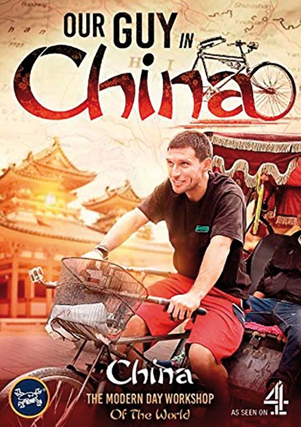 Guy Martin: Our Guy In China DVD