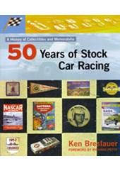 50 Years of Stock Car Racing Book