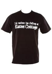 Kates Cottage Duke T-Shirt Black