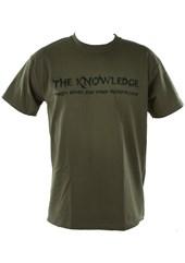 The Knowledge Duke T-Shirt Olive