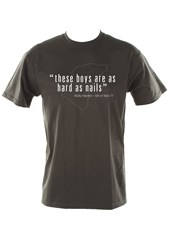 These Boys are Hard as Nails T-Shirt Slate