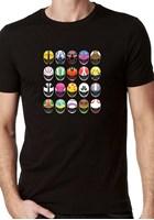 Modern Helmets T-Shirt Black