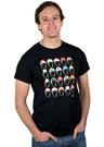 Classic Helmets T-Shirt Black