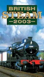 British Steam 2003 VHS
