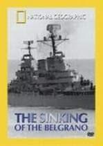 DVD the Sinking of the Belgrano