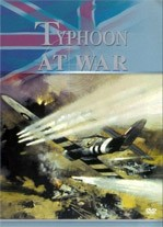 Typhoon at War (WW2: the Raf Collection) DVD - click to enlarge