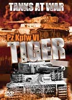 Tanks at War PZ Kpfw VI Tiger DVD