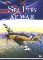 Sea Fury at War DVD