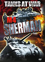 Tanks at War M4 Sherman DVD - click to enlarge