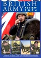 DVD British Army Review 2004
