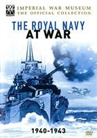 The Royal Navy at War DVD