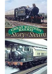 Great Western Railway- the Story of Steam VHS