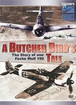 A Butcher Bird's Tale DVD