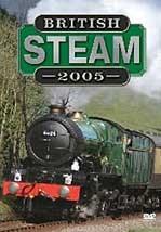 British Steam 2005 DVD