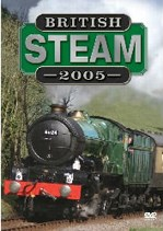 British Steam 2005 VHS