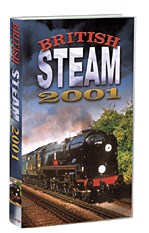 British Steam 2001 VHS