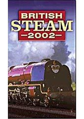 British Steam 2002 VHS