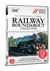 Railway Roundabout Collection 4 DVD Set